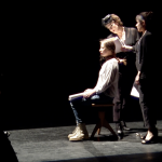 """Solo di me"" by Francesca Garolla at Teatrul Odeon"