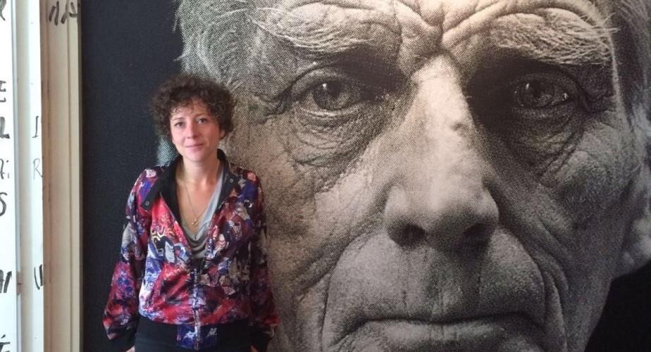 Marianna Salzmann at Sala Beckett