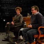 Marianna Salzmann's meeting and activities