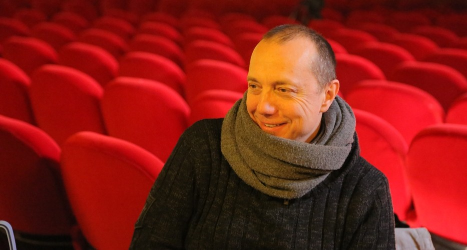 Tomasz Man in Cosenza