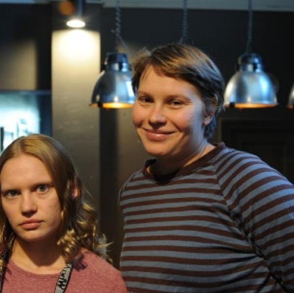 Ruusu and Seidi Haarla