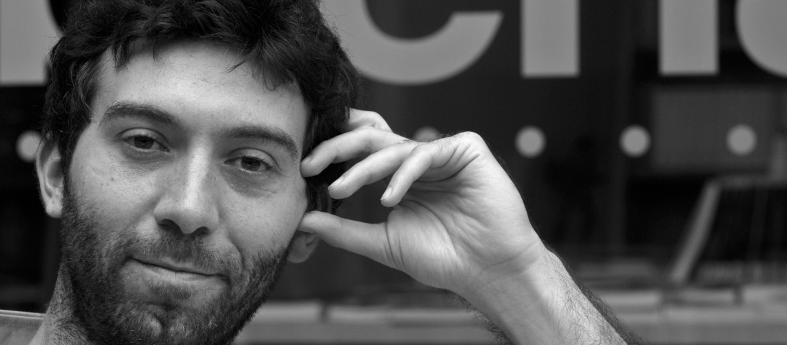 Davide Carnevali - credits Pino Montisci