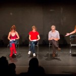 """""""In defense of the Albino Mosquitoes"""" by Mercè Sarrias at Théâtre Ouvert"""