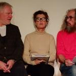 "Preview of ""Materiali per una tragedia tedesca"" by Tarantino at Hauser HAUSER Berlin/Neukoelln"