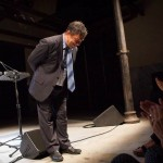 """Confession"" by Davide Carnevali at Short Theatre 2015"