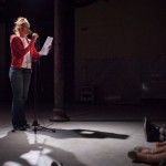 """My Red Cheeks"" by Sandrine Roche at Short Theatre 2015"