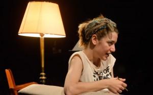 """""""Muttersprache Mameloschn"""" by Marianna Salzmann at Sala Beckett"""
